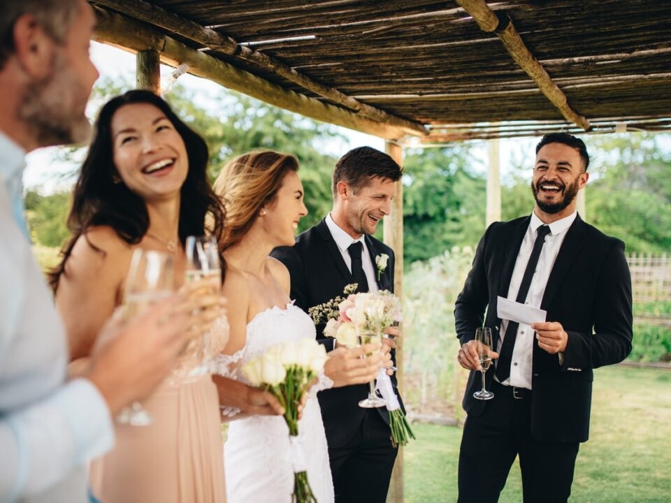 how to write a wedding speech delivery