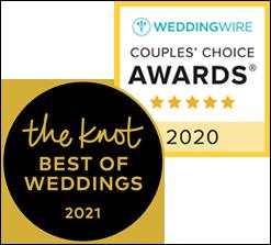 Jennings Trace Wedding Awards