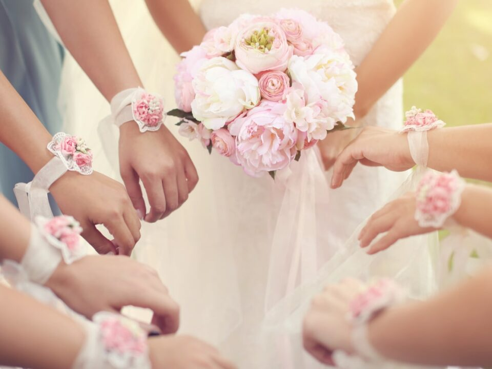 bridesmaid bouquet alternatives