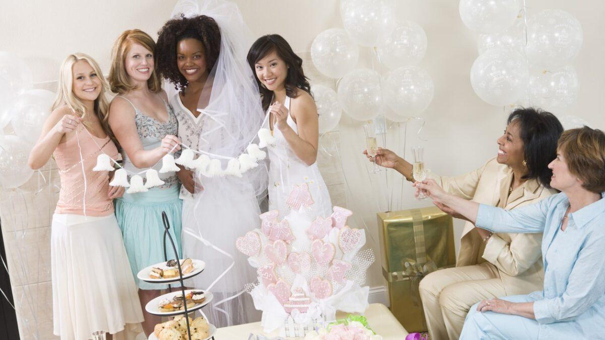 planning a bridal shower brunch