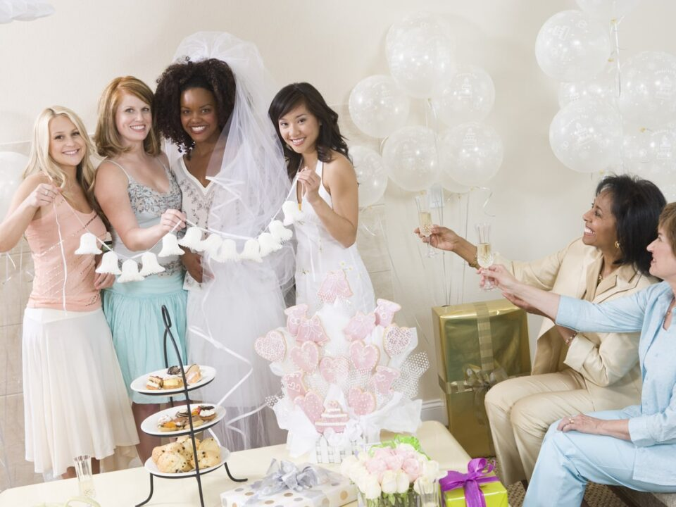 planning a bridal shower brunch