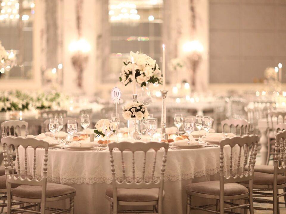 classic wedding theme ideas