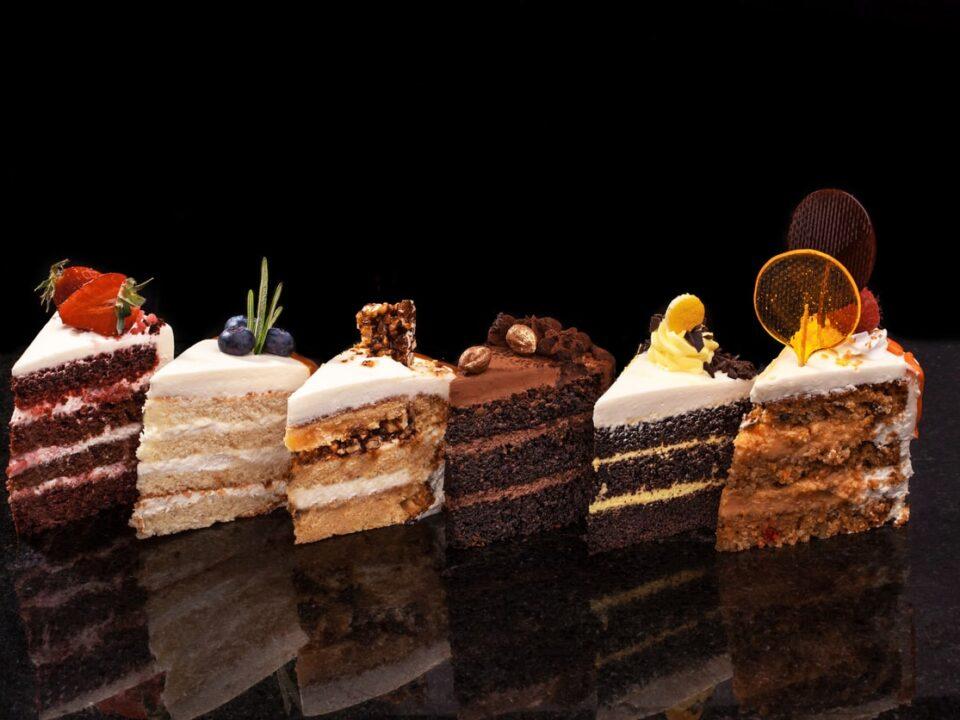 wedding cake flavor