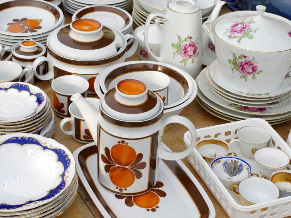 wedding china sets